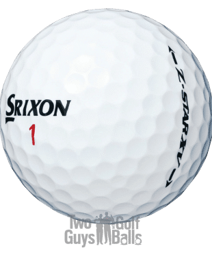 Srixon Z Star Used Golf Balls image