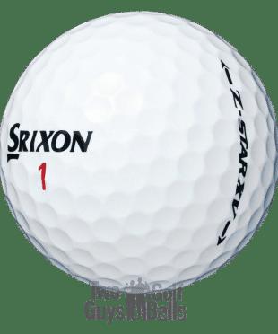 Srixon Z Star Used Golf Balls image