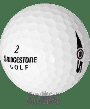 Used Golf Ball image of Bridgestone e5 golf ball