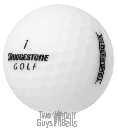 image of Bridgestone Tour RX used golf ball