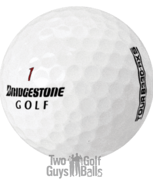 Image of Bridgestone RXS Used golf balls