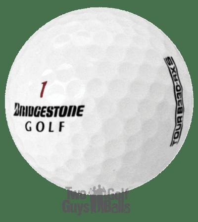 Image of Bridgestone RXS Used golf balls