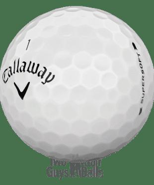 Callaway Diablo used golf balls