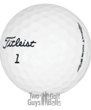 Image of NXT Tour S used golf balls