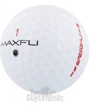 Maxfli Speedfli Used Golf Balls