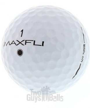 Maxfli U6 Used Golf Balls
