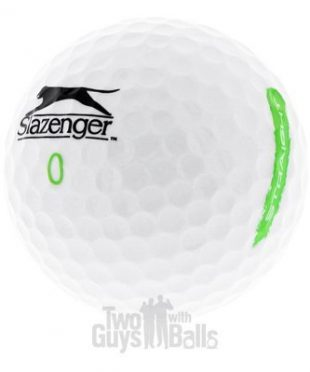 Slazenger Raw Distance Used Golf Balls