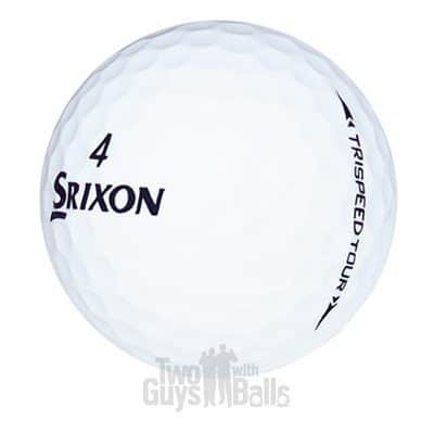 Srixon Tri-speed Tour Used Golf Balls