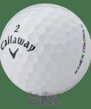 Callaway Hex Control Soft Used Golf Balls