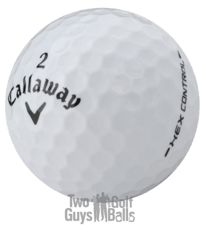 Callaway Hex Control Soft Used Golf Balls