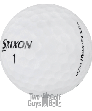 Srixon Q Star used golf balls image