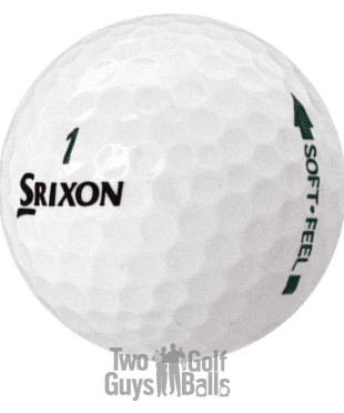 Srixon Soft Feel used golf balls image