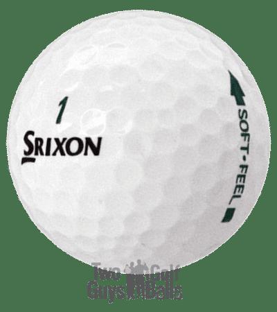 Srixon Soft Feel used golf balls image
