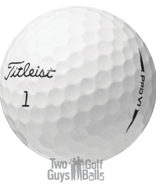 Titleist Pro V1 used golf balls