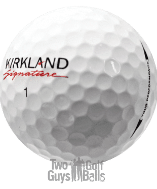 Kirkland Tour Preferred Imag of UsedGolfBalls