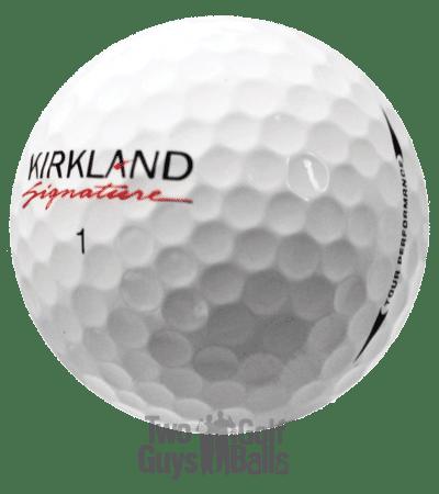 Kirkland Tour Preferred Imag of UsedGolfBalls