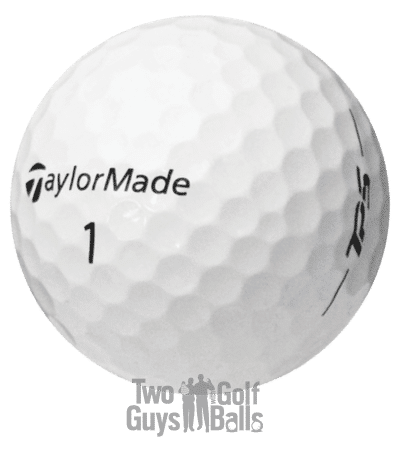 TaylorMade TP5 used golf balls image