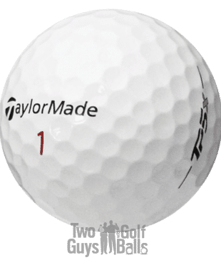 TaylorMade TP5x Used Golf Balls images