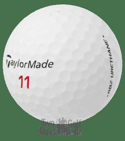 TaylorMade RBZ Urethane used golf balls image