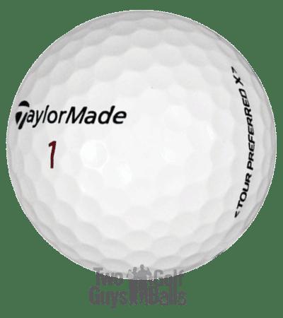 Taylormade Penta Mix Used Golf Balls image