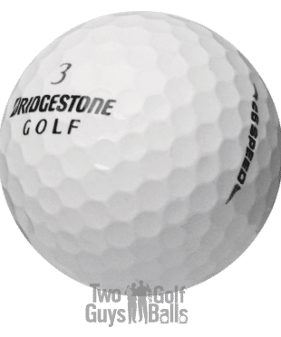 Bridgestone e6 speed image of used golf balls
