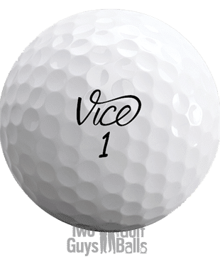 Vice Tour Used Golf Balls