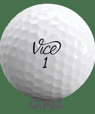 Vice Tour Used Golf Balls