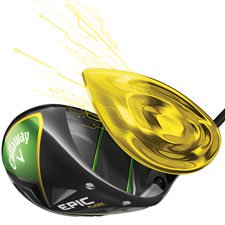 callaway epic driver for used golf balls