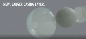 Image of New 2019 Casing layer of golf balls