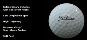 Details of the New 2019 Titleist ProV1 used golf ball