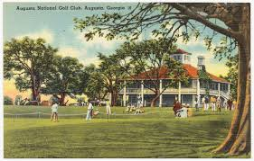 Augusta National image of club house