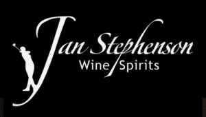 Jan Stephenson Wine and Spirits logo