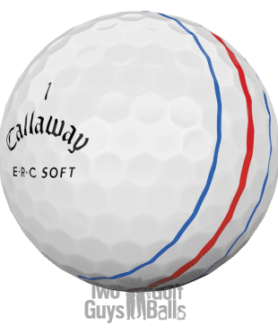 Callaway ERC Soft Used Golf Balls